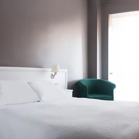 Alojamiento en Salamanca: Habitaciones