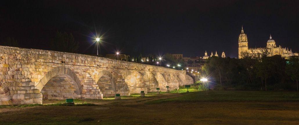 que-ver-en-salamanca-puente-romano